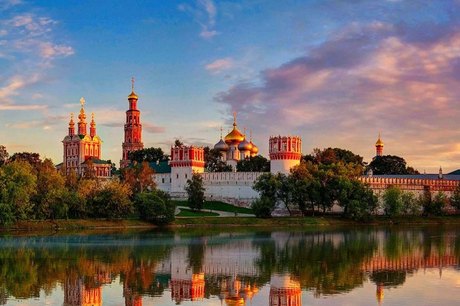 صومعه نودویچی - مسکو