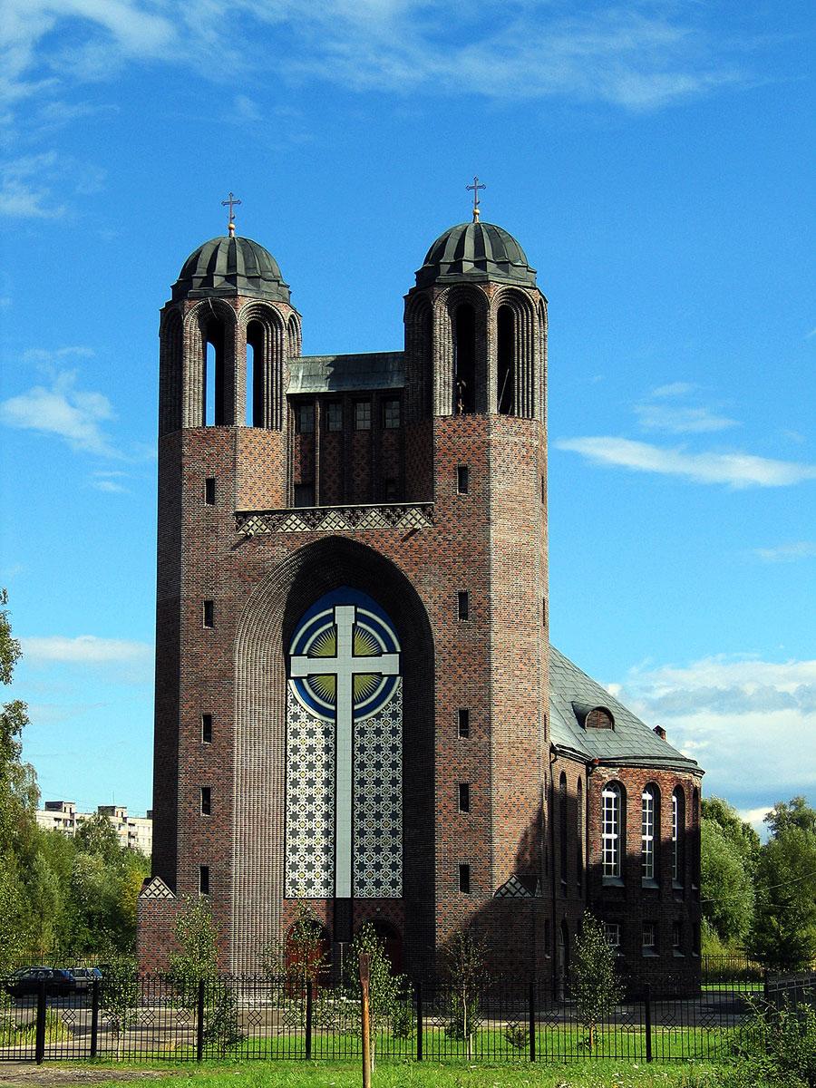 کلیسای کروزکیرش در کالینینگراد
