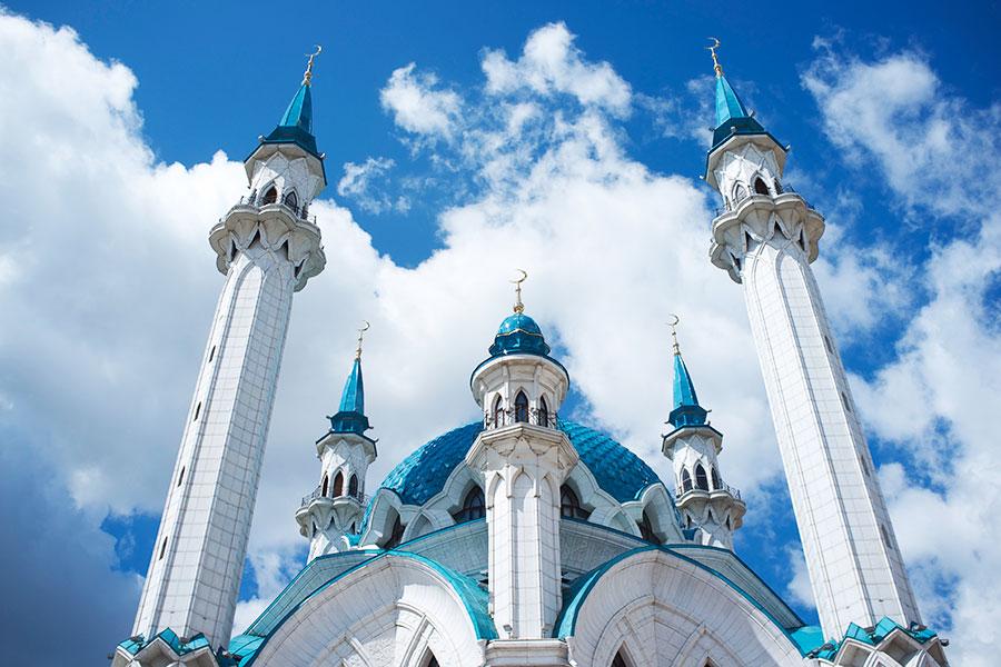 مسجد کول شریف - کازان