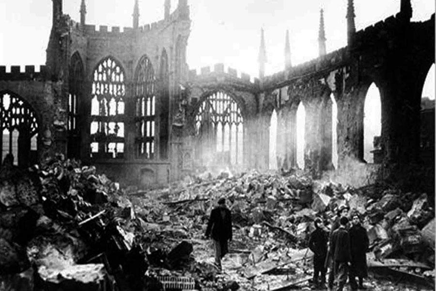 نابودی کونیگزبرگ در جنگ جهانی دوم