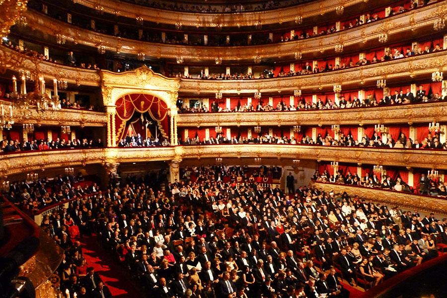تئاتر بولشویک - مسکو