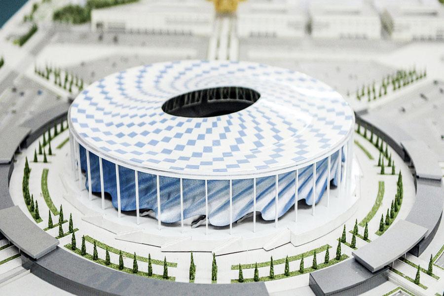 استادیوم نیژنی نوگراد