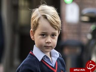 تهدید داعش به کشتن پرنس جرج 4 ساله در مدرسه