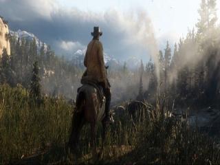 تریلر Red Dead Redemption II روی PS4 ضبط شد