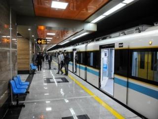 خط 7 مترو تا اطلاع ثانوی تعطیل شد