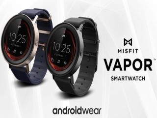 ساعت هوشمند  Misfit Vapor بزودی عرضه می شود