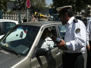 بخشودگی جرائم دیرکرد رانندگی به مناسبت هفته نیروی انتظامی