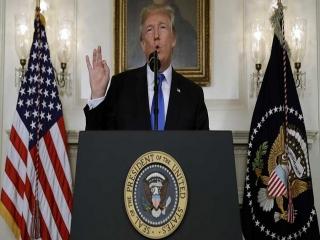 ترامپ: برجام را تایید نمی کنیم و نخواهیم کرد/ تحریم های سرسختانه ای را علیه سپاه اعمال می کنیم / اشتباهات برجام باید اصلاح شود واگر نه لغو می شود
