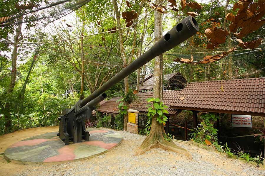 موزه جنگ پنانگ