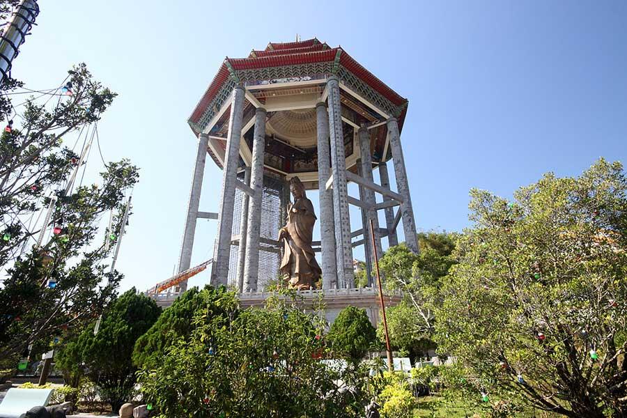 معبد کِک لوک سی پنانگ