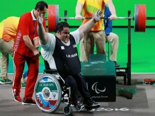 سیامند رحمان: دوست دارم در پارالمپیک 2020 رکوردشکنی کنم نه در مکزیک