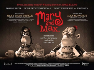انیمیشن مفهومی مری و مکس