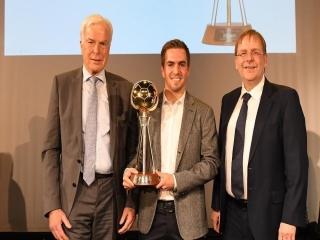 فیلیپ لام مرد سال فوتبال آلمان شد