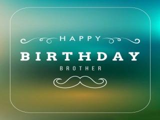 پیامک تبریک تولد برادر