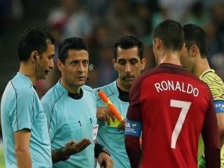 علیرضا فغانی یکی از 36 داور حاضر در جام جهانی 2018