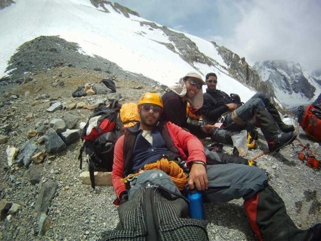 مسیر ایرانی ، داستان کوهنوردان مفقود شده ایران