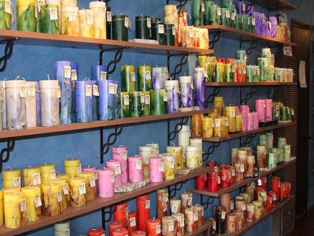 فروشگاه های فروش شمع در تهران