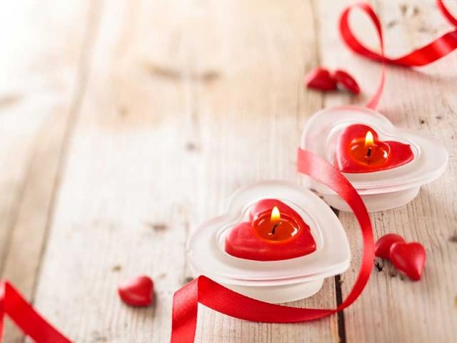 آموزش ساخت شمع عاشقانه