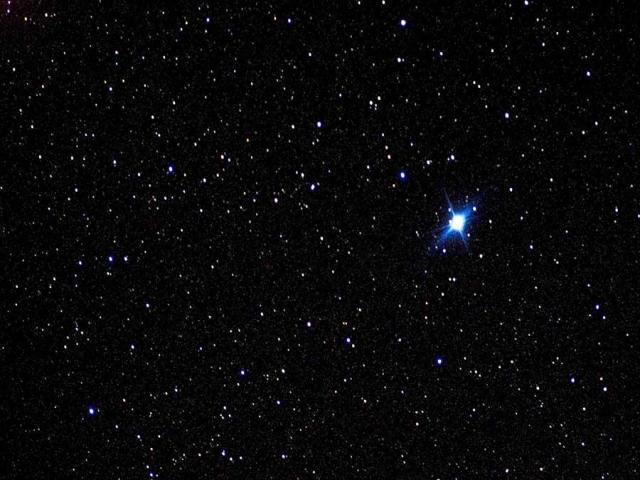 ستاره سهیل ، زیباترین ستاره آسمان