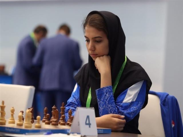 یک تساوی و دو شکست برای شطرنجبازان ایران در دور چهارم