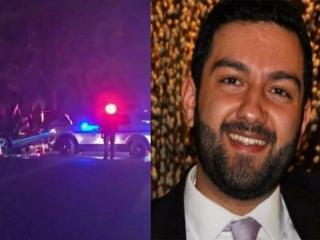 قتل جوان ایرانی به دست نیروهای پلیس آمریکا
