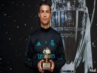 رونالدو: رویای من، توپ طلای پنجم است