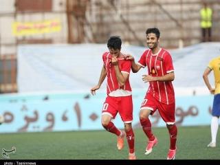سپیدرود 3 - 1 نفت تهران ; پیروزی پُرگل در اولین حضور روانخواه
