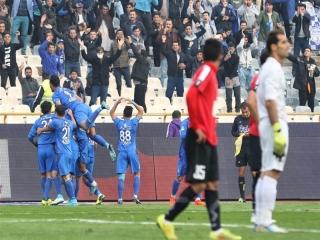 استقلال 3 - 0 ایران جوان ; راهیابی استقلال به نیمه نهایی