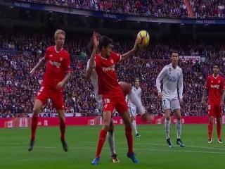 پنالتی رئال مادرید درست بود؟