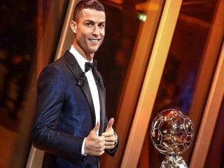 رونالدو به امباپه: تو می توانی برنده توپ طلا باشی