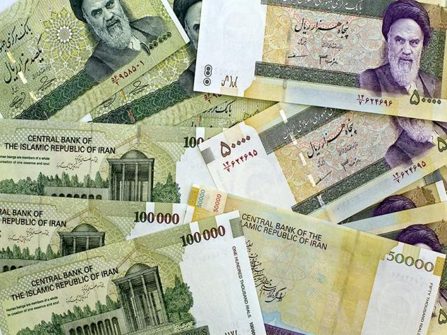 ارزش ریال ایران در برابر طلا و دلار
