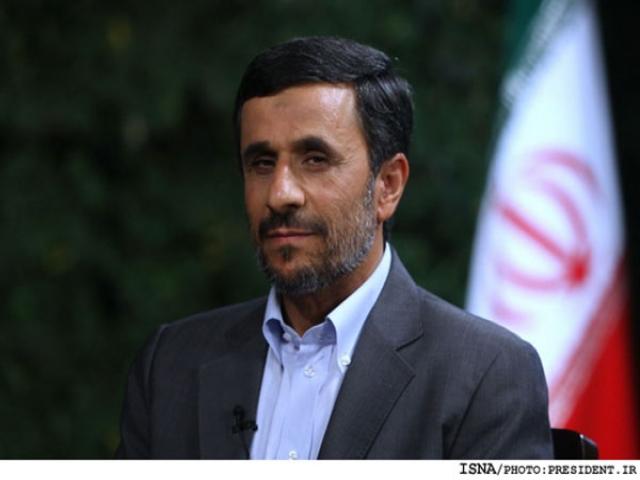 خاکی که احمدی نژاد بر سر ما کرد!