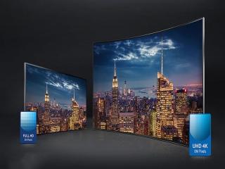 تفاوت کیفیت تصویر و رزولوشن 4K ,UHD ,HD ,Full HD