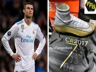راز کفش های رونالدو و مسجل شدن پنجمین توپ طلا برای ستاره پرتغالی!
