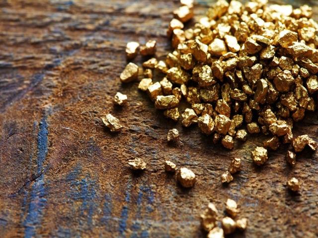 مشخصات خاک طلا