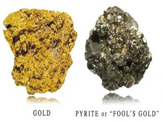 چگونه سنگ طلا اصل را بشناسیم؟