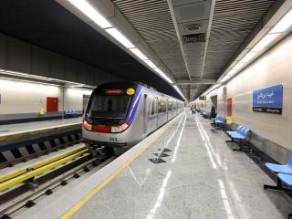 متروی تهران تا زلزله 8 ریشتری را تحمل میکند
