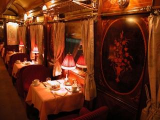 لوکس ترین و مجلل ترین قطار جهان