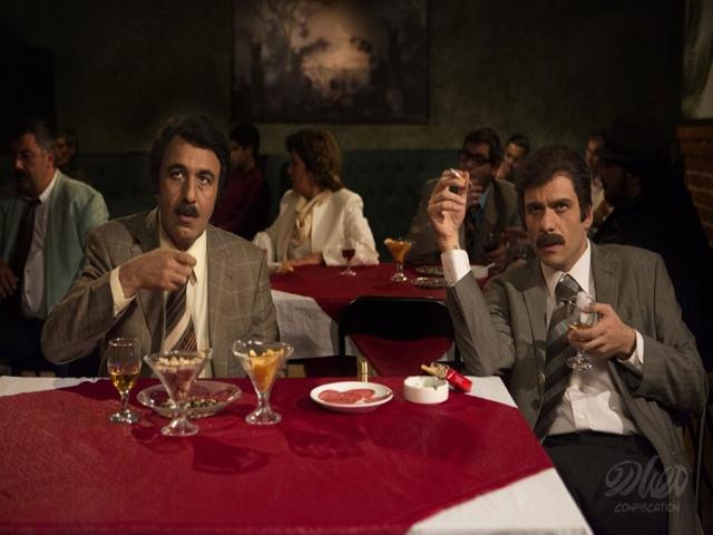 نقد فیلم سینمایی مصادره