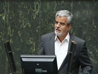 نطق محمود صادقی جو مجلس را متشنّج کرد