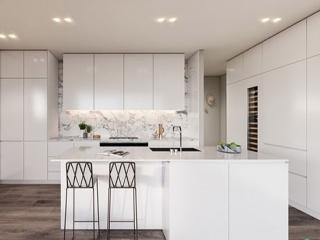 کابینت سفید بهترین انتخاب برای آشپزخانه