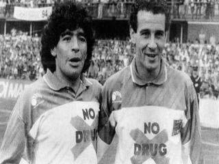 فوتبالیستهایی که به دلیل مصرف مواد محروم شدند