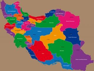 ابر شهرهای ایران