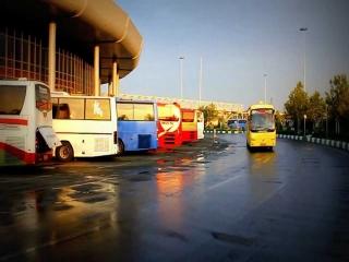 بلیط اتوبوس تهران