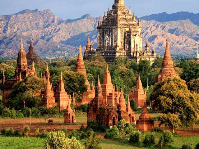 تور میانمار