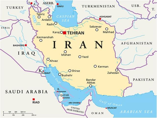 جناح های سیاسی در ایران