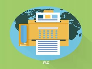 سرويس ارسال و دریافت فکس اينترنتی چیست؟