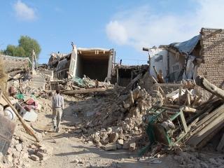 بزرگترین زلزله های تاریخ ایران