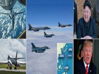 آمریکا در حال مقدمهچینی برای حمله پیشدستانه علیه کرهشمالی