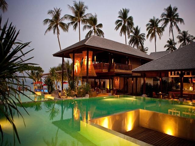 بهترین هتل های تایلند